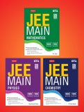 JEE Main Physics, Chemistry, Mathematics Combo