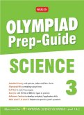 Olympiad Prep-Guide Science Class - 3