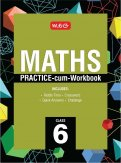 Maths Practice-cum-Workbook Class 6