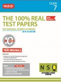 The 100 Percent Real Test Papers -NSO- Class 7