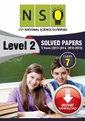 Class 7 NSO 5 years (Instant Download eBook) - Level 2