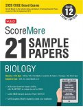 ScoreMore 21 Sample Papers CBSE Boards – Class 12 Biology