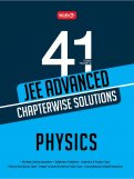 41 Years JEE Advanced Chapterwise Solutions - Physics