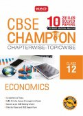 10 Years CBSE Champion Chapterwise - Topicwise - Economics - Class 12