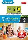 Class 3 NSO 5 years (Instant download eBook)