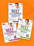 NEET Champion Combo - Physics ,Chemistry, Biology
