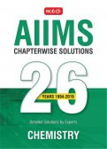 26 Years AIIMS Chapterwise Solutions -Chemistry