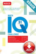 Math IQ Challenge (Instant download eBook)