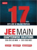 17 Years JEE Main Chapterwise Solutions- Instant download ebooks