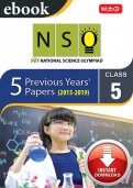 Class 5 NSO 5 years (Instant download eBook)