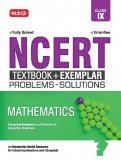 NCERT Textbook + Exemplar Problems Solutions Mathematics Class - 9