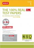 The 100 Percent Real Test Papers -NSO- Class 1