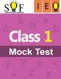 IEO Online Mock Test - Class 1
