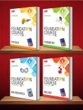 Foundation Course combo (Phy, Chem, Bio, Maths) Class 9