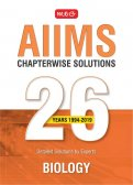 26 Years AIIMS Chapterwise Solutions -Biology