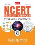 NCERT Textbook + Exemplar Problems Solutions Mathematics Class 12