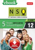 Class 12 NSO 5 years(Instant download eBook)
