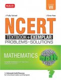 NCERT Textbook + Exemplar Problem Solutions Mathematics Class 7