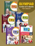 Class 8: 5 years (Instant download eBook) Combo