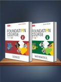 Foundation Course Combo (Maths and Science) Class 6