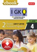 Class 4 IGKO 2 years (Instant download eBook)