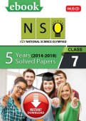 Class 7 NSO 5 years (Instant download eBook)
