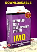 Class 1 IMO Olympiad Skill Development System (OSDS)