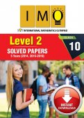 Class 10 IMO 5 years (Instant Download eBook) - Level 2