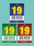 19 Years JEE Main Chapterwise Solution PCM Combo