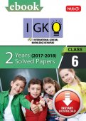 Class 6 IGKO 2 years (Instant download eBook)