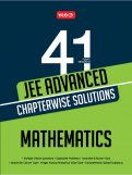 41 Years JEE Advanced Chapterwise Solutions - Mathematics