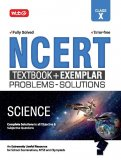 NCERT Textbook + Exemplar Problem Solutions Science Class-10