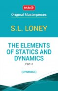 The Elements of Statics and Dynamics Part-2