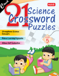 21 Science Crossword Puzzles - Class 5