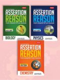 Assertion and Reason for Competitive Exam (Phy, Chem, Bio) Combo