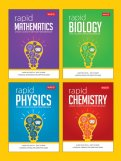 Rapid Physics, Chemistry, Mathematics and Biology Combo 2020