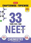 33 Years NEET-AIPMT Chapterwise Solutions - Chemistry 2020