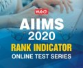 AIIMS Rank Indicator Online Test Series 20-20