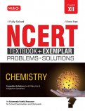 NCERT Textbook + Exemplar Problems Solutions Chemistry Class 12