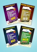 OSDS Combo for NSO, IMO, IEO and NCO - Class 6