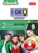 Class 9 IGKO 2 years (Instant download eBook)