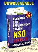 Class-4 : NSO Level-2 Olympiad Skill Development System (OSDS)