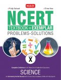 NCERT Textbook and Exemplar Problem-Solutions Science Class-10