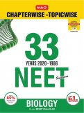 33 Years NEET-AIPMT Chapterwise Solutions - Biology 2020
