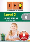 Class 5 IEO 3 year (Instant download eBook) - Level 2