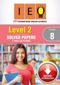 Class 8 IEO 3 year (Instant download eBook) - Level 2