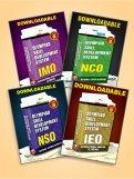 OSDS Combo for NSO, NCO, IMO, IEO - Class 8