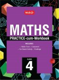 Maths Practice-cum-Workbook Class 4