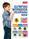 Class 5: Work Book and Reasoning Book Combo for NSO-IMO-IEO-NCO-IGKO