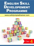Class 4 : English Skill Development Summer Programme
